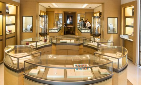 Kirk Freeport opened Cartier Boutique on Cardinal Avenue in the Grand Cayman Islands