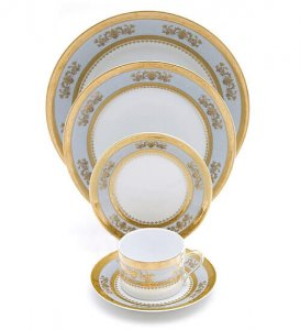 Philippe Deshoulieres China & Tableware at Kirk Freeport