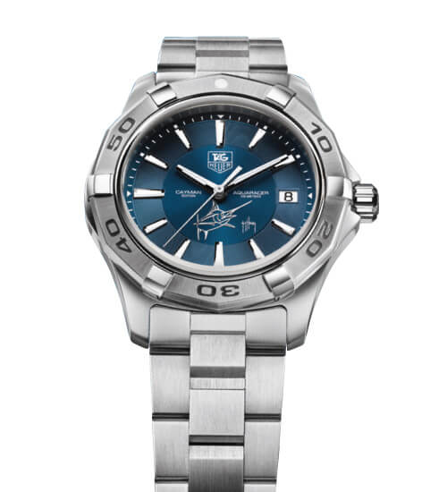 Guy Harvey Aquaracer From Tag Heuer Duty Free In Grand
