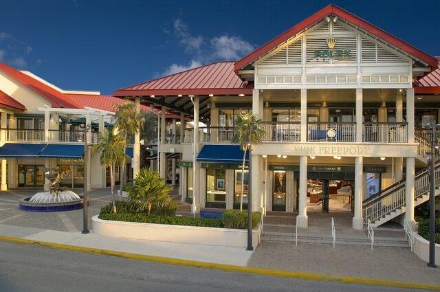 Kirk Freeport Rolex showrooms in Cayman Islands